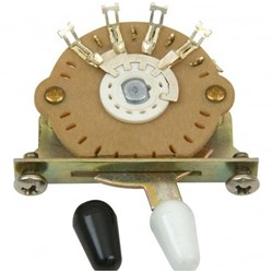Imagem de Interruptor DiMarzio Five-Way Switch para Stratocaster EP1104