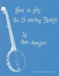 Imagem de Livro How to Play the 5-String Banjo OK61291