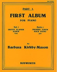 Imagem de Livro First Album for Piano Part 1 BOE003620