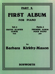 Imagem de Livro First Album for Piano Part 2 BOE003621