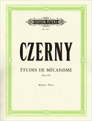 Imagem de Op 849: 30 Studies Of Mechanism Czerny