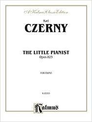 Imagem de Op 823: The Little Pianist Czerny