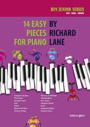 Imagem de 14 Easy Pieces Richard Lane